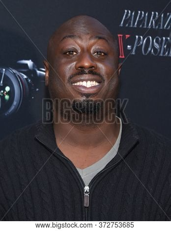 LOS ANGELES - JUN 15: Wilbert Roberts arrives for 'Paparazzi X-Posed' Red Carpet Premiere on June 15, 2020 in Studio City, CA
