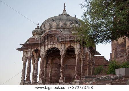 Mehrangarh Fort Of Jodhpur Ls Architectural Jewel Of India