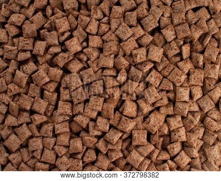 Chocolate Pillows For Breakfast, Choco Cereal Pads, Corn Flakes