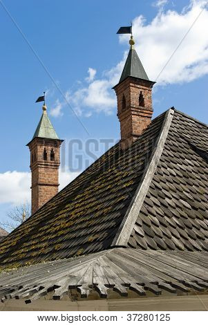 Old Moscow Roof