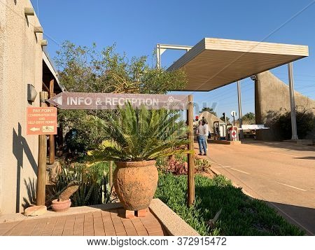Dinokeng Game Reserve, Gauteng, South Africa, June 7, 2020: Dinokeng Game Reserve Is Open For Self-d