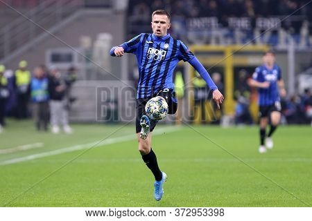 Milano, Italy. 06th November 2019. Uefa Champions League . Atalanta Calcio Vs Manchester City Fc. Jo