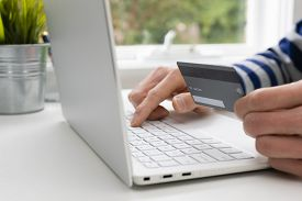 Entering Credit Card Detail When Shopping Online