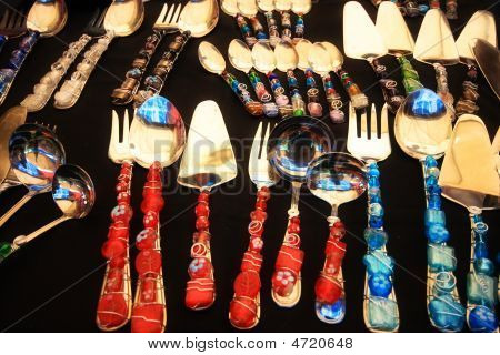 Fancy Utensils