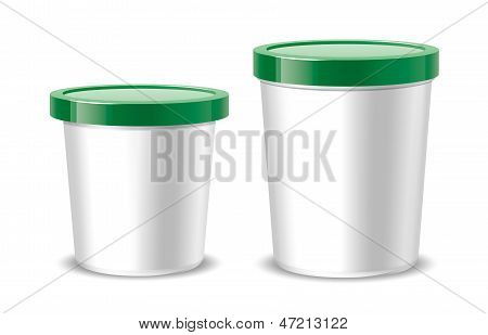 Packaging for food and other purposes