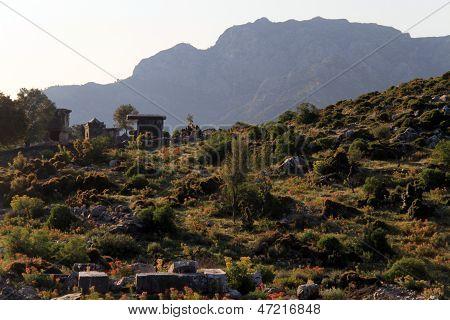 Ruins Of Sidyma