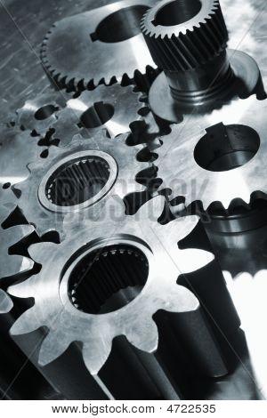 Titanium Gear Parts
