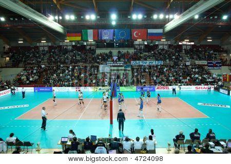 Cev European Volleyball Women Cup