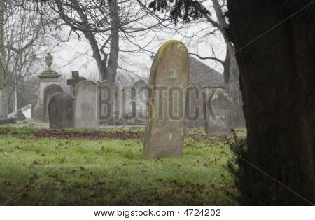 Burwell Cemetery (color)