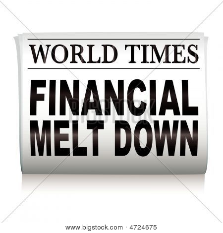 Newspaper Financial