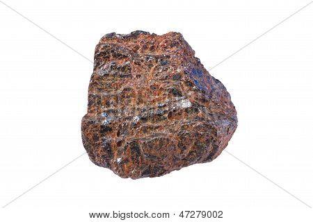 Rutile (ore Of Titanium)
