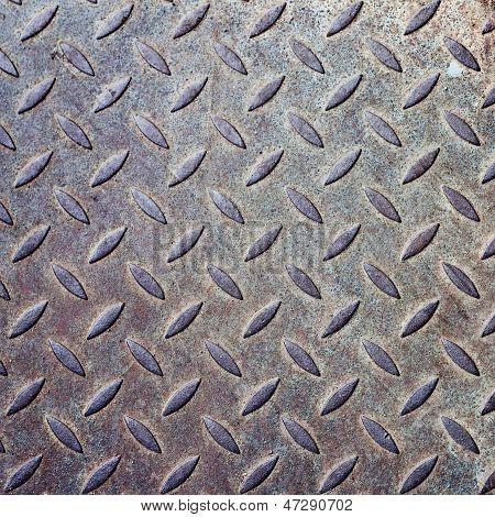 Diamond Steel Plate