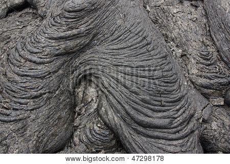 Ropy Lava