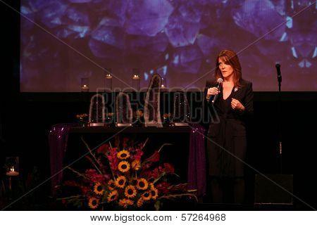 Marianne Williamson  at the 2010 BraveHeart Awards, Hyatt Regency Century Plaza Hotel, Century City, CA.  10-09-10