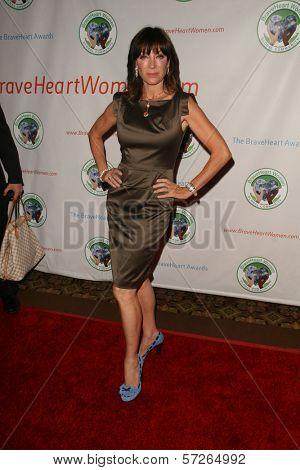 Tanya Newbould at the 2010 BraveHeart Awards, Hyatt Regency Century Plaza Hotel, Century City, CA.  10-09-10