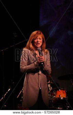 Frances Fisher at the 2010 BraveHeart Awards, Hyatt Regency Century Plaza Hotel, Century City, CA.  10-09-10