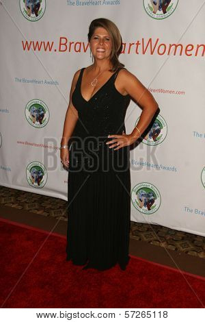 Dr. Sugar Singleton  at the 2010 BraveHeart Awards, Hyatt Regency Century Plaza Hotel, Century City, CA.  10-09-10