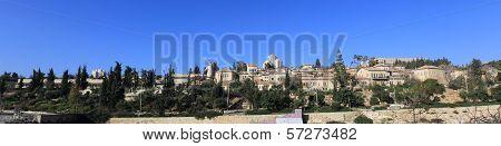 Yemin Moshe Panorama