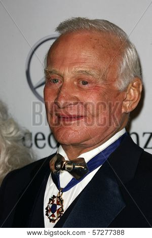 Buzz Aldrin at the 32nd Anniversary Carousel Of Hope Ball, Beverly Hilton Hotel, Beverly Hills, CA. 10-23-10
