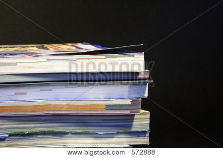 Stapel Kataloge 03