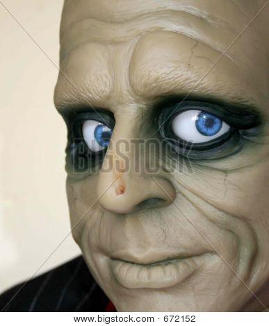 Spooky Butler