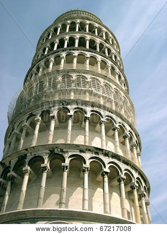 Tower In Pisa