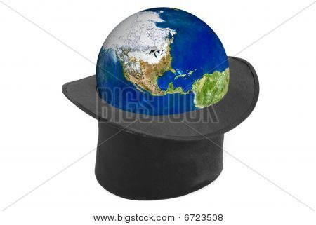 Black Hat And Earth