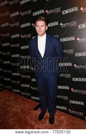 LOS ANGELES - NOV 9:  Allen Leech at the Hamilton Behind The Camera Awards at the Wilshire Ebell Theater on November 9, 2014 in Los Angeles, CA