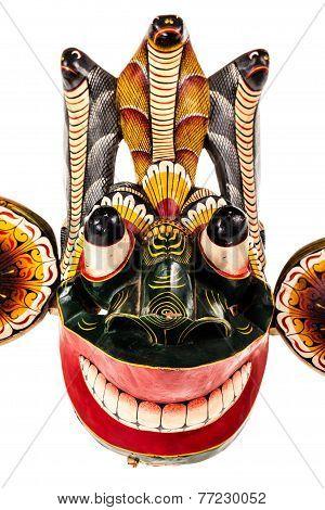 Gara Raksha Mask