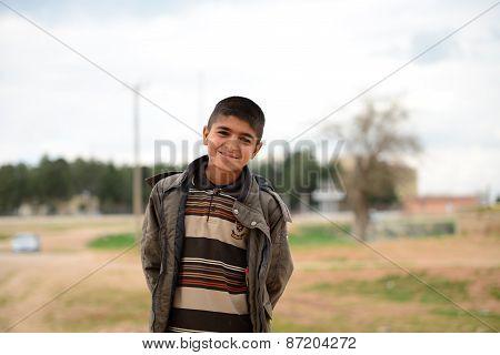 Return Into Kobane