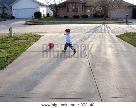 Playing Ball 3