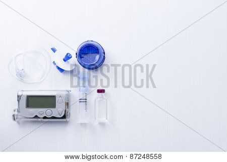 Insulin Pump Set.