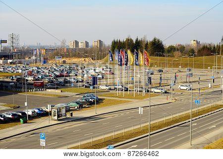 Ikea Vilnius Store. Ikea Now Is Largest Furniture Retailer.