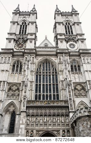 Westminster Abbey, Formally Titled The Collegiate Church Of St Peter At Westminster