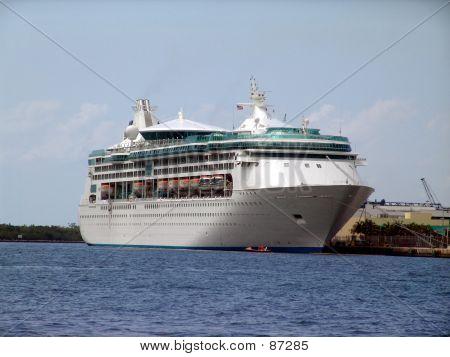 Cruise Ship A