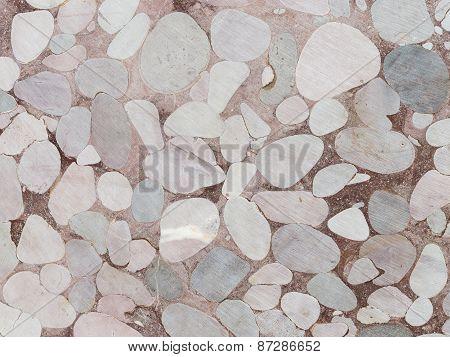 Beautiful Panel Of Stones