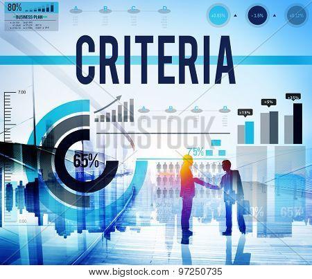 Criteria Law Rule Regulation Instruction Concept
