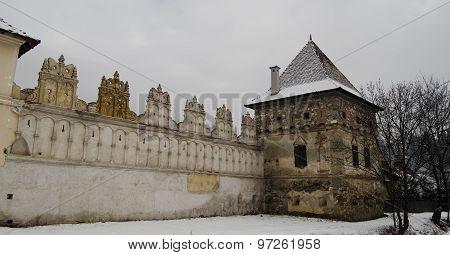 Lazarus Castle Tower