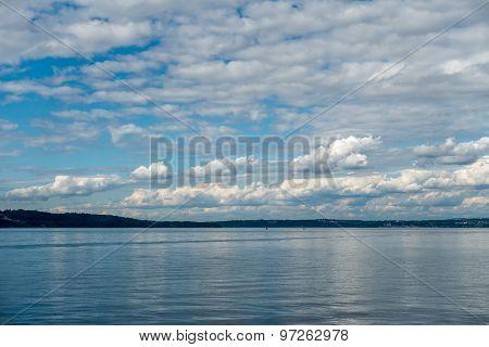Puget Sound Cloudscape 2