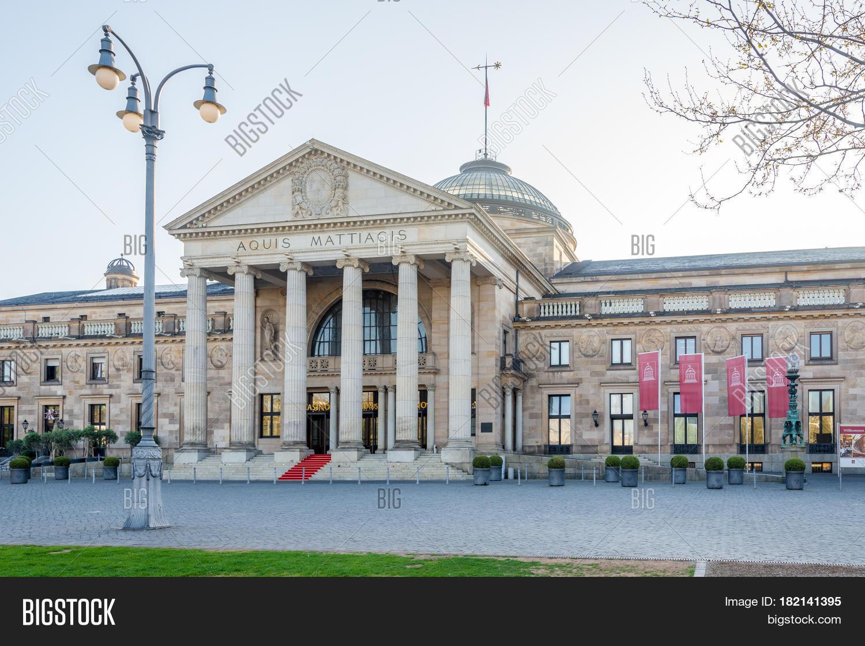 WIESBADEN, GERMANY - Image & Photo (Free Trial)   Bigstock