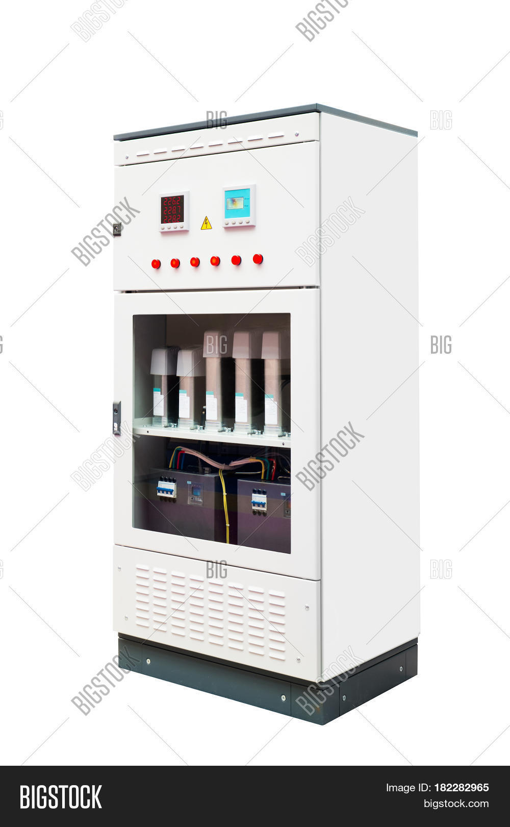 Electrical Enclosure Image Photo Free Trial Bigstock Fuse Box Door With Its Closed Could Be Circuit Breaker Control Panel
