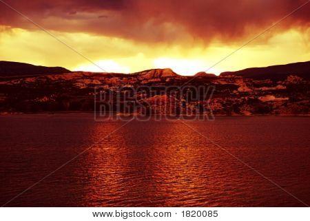 Sunset C