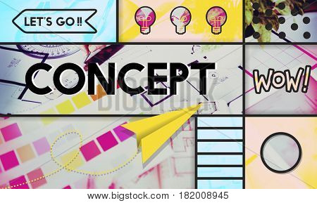 Creative Thinking Creativity Inspiration Concept