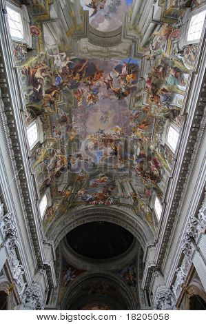 Rome - Baroque Church