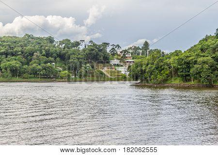 Garibaldi Lake In Encantado