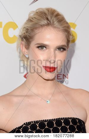 LOS ANGELES - APR 13:  Claudia Lee at the