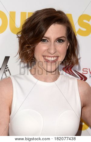 LOS ANGELES - APR 13:  Eden Sher at the