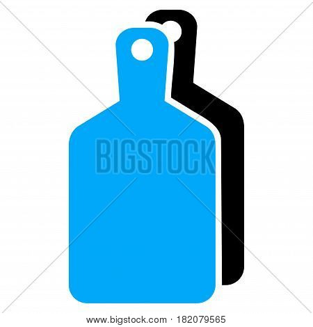 Cutting Boards vector icon. a flat isolated illustration on a white background.