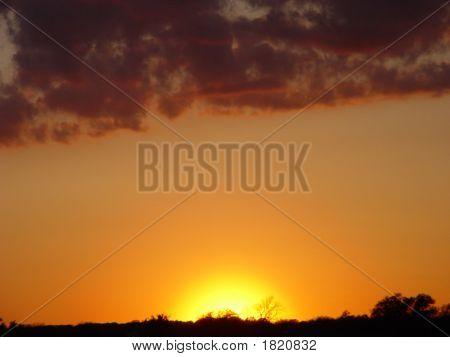 Seven Eagles Ranch Sunset 7