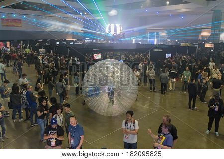 Vrla Expo Top View